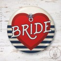 Badge Marin Bride