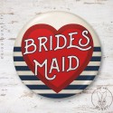 Badge Marin Bridesmaid