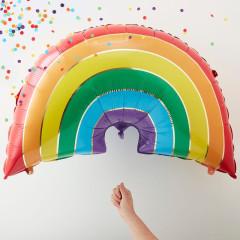 Ballon Arc-en-Ciel, Rainbow balloon