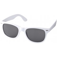 Lunettes Rétro Ray Way Blanc