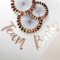 GuirlandeTeam Bride en Rose Gold