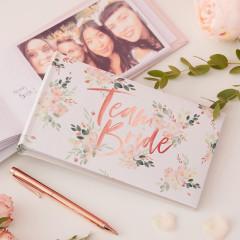 Album photos Fleuri Team Bride
