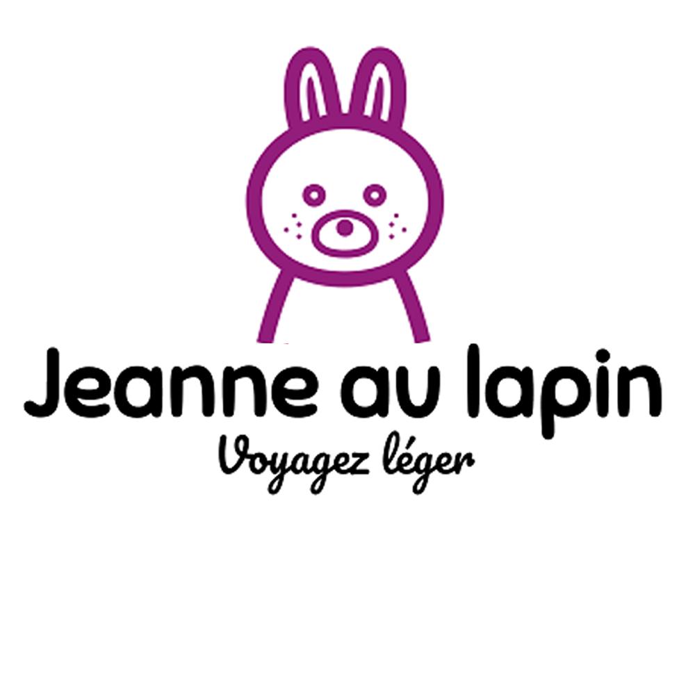 Logo du site Jeanne au Lapin, partenaire de Oui Oui Bunny